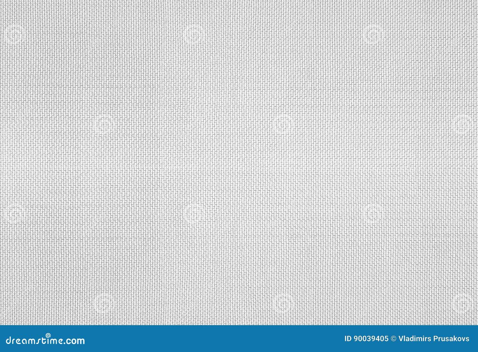 Tkaniny tła płótna wzór, Biała Jedwabnicza zbliżenie tekstura