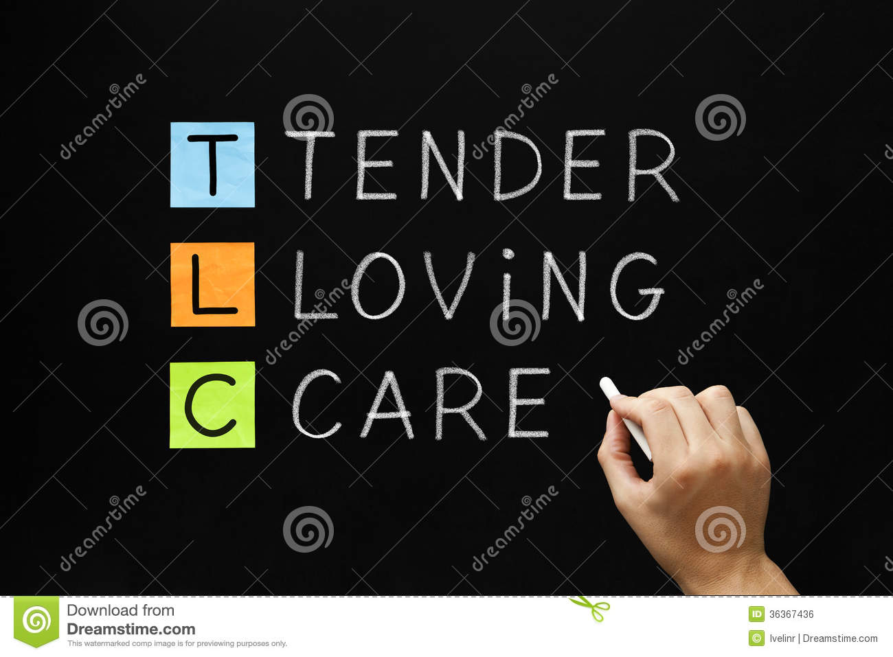 Tender loving care video game