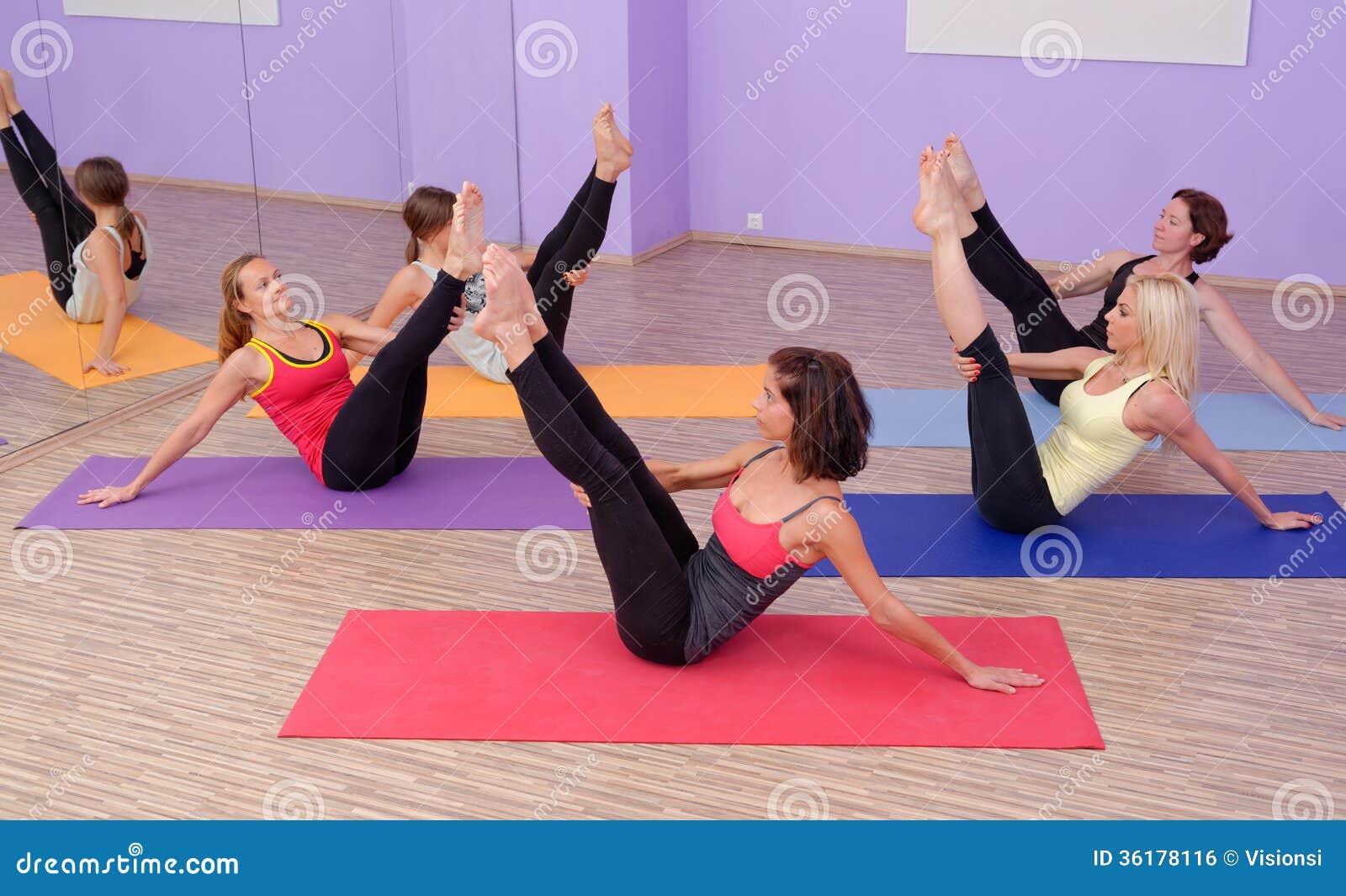 Tlenowcowy Gorący Pilates