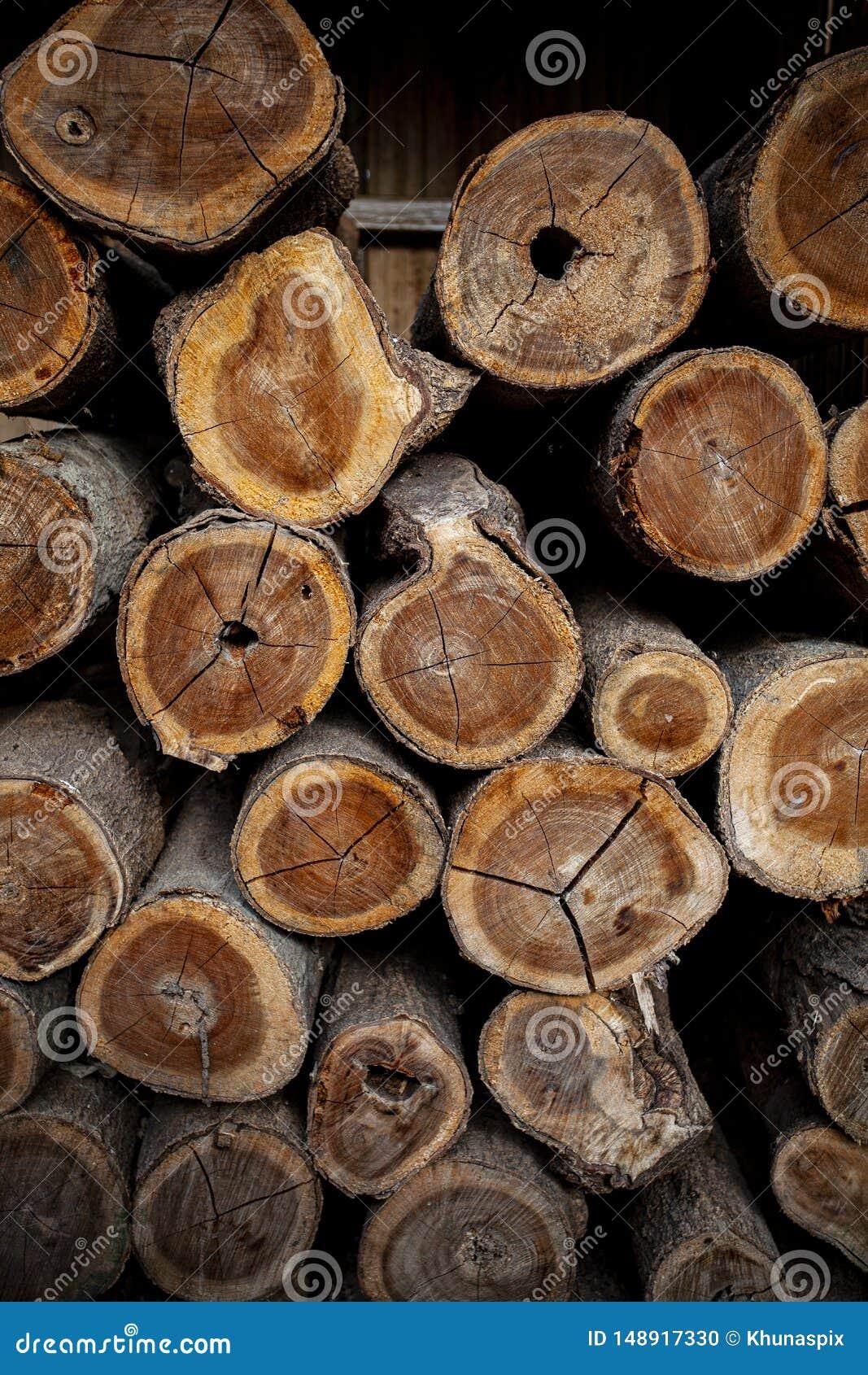 Tn?ca powierzchnia drewnianej nazwy u?ytkownikiej gospodarstwa rolnego wiejski magazyn