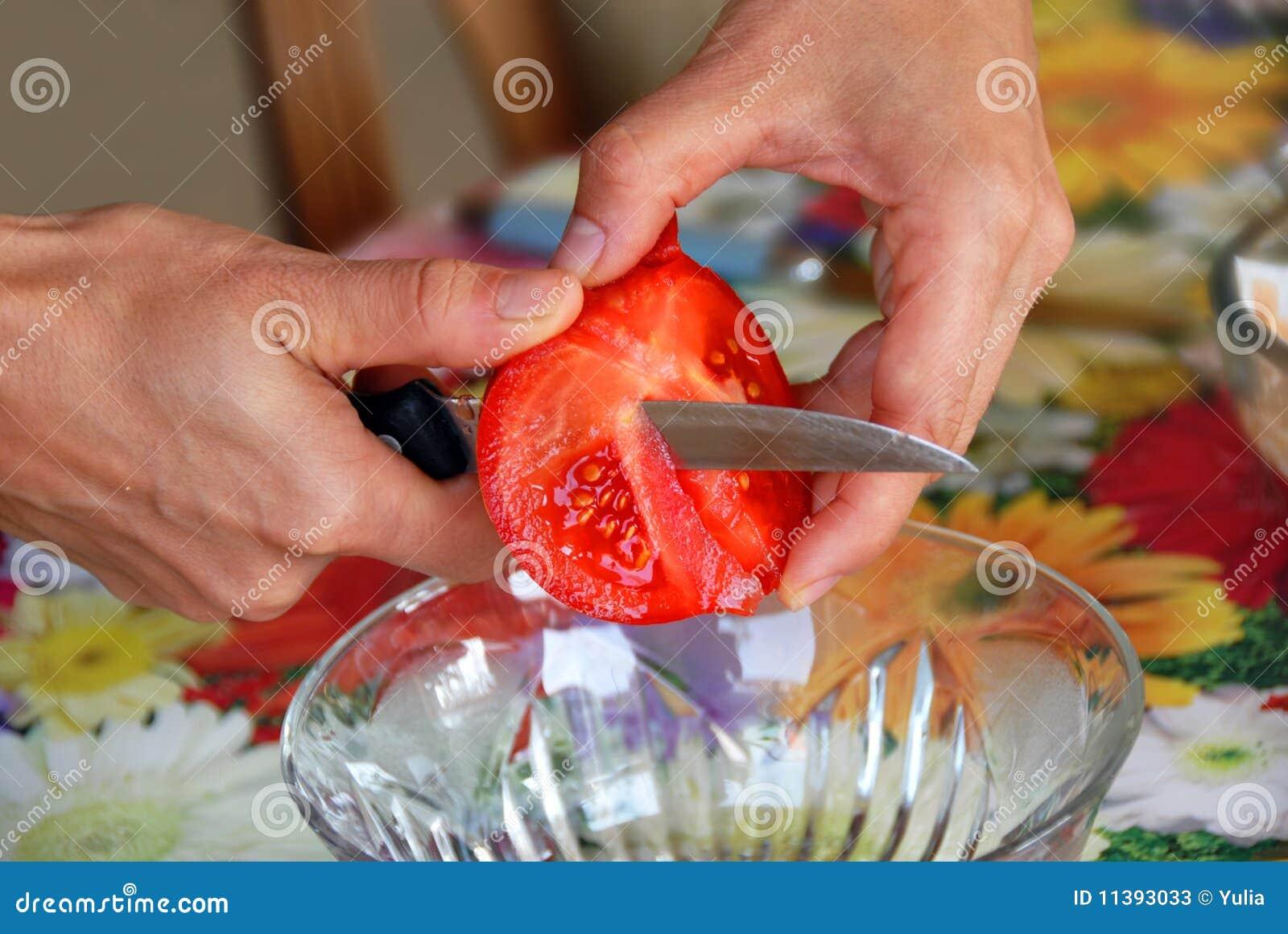 Tnący pomidor