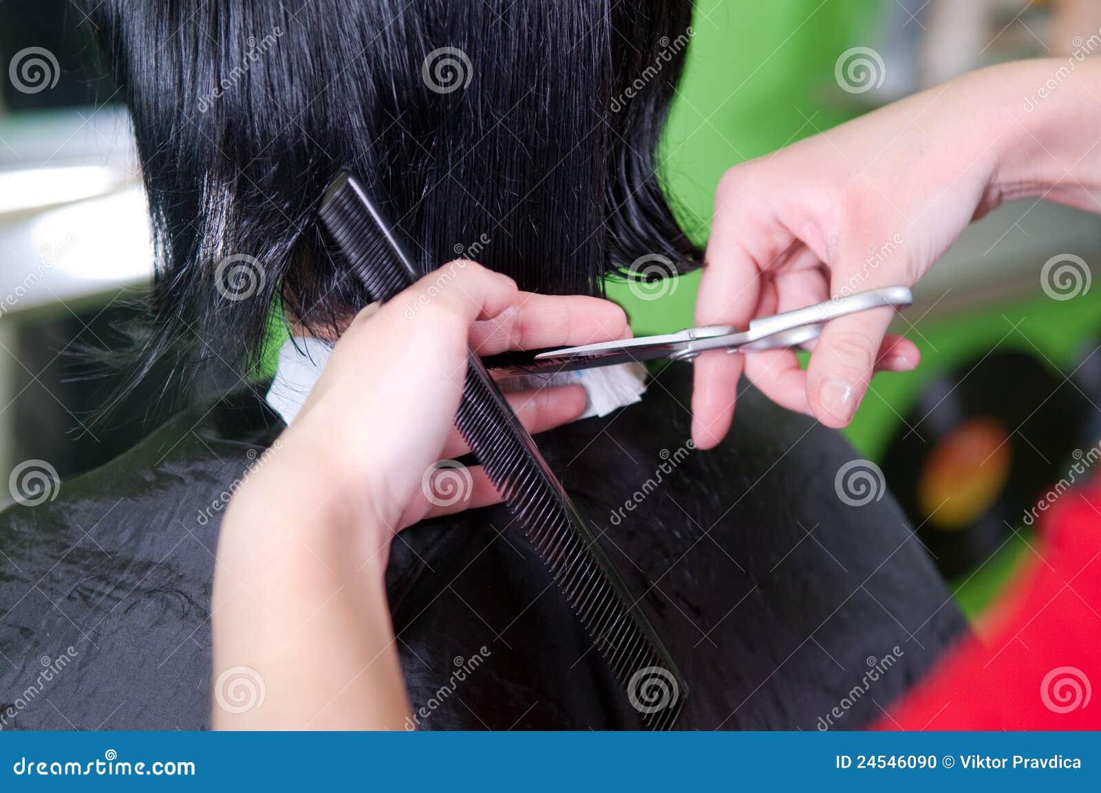 Tnący włosy