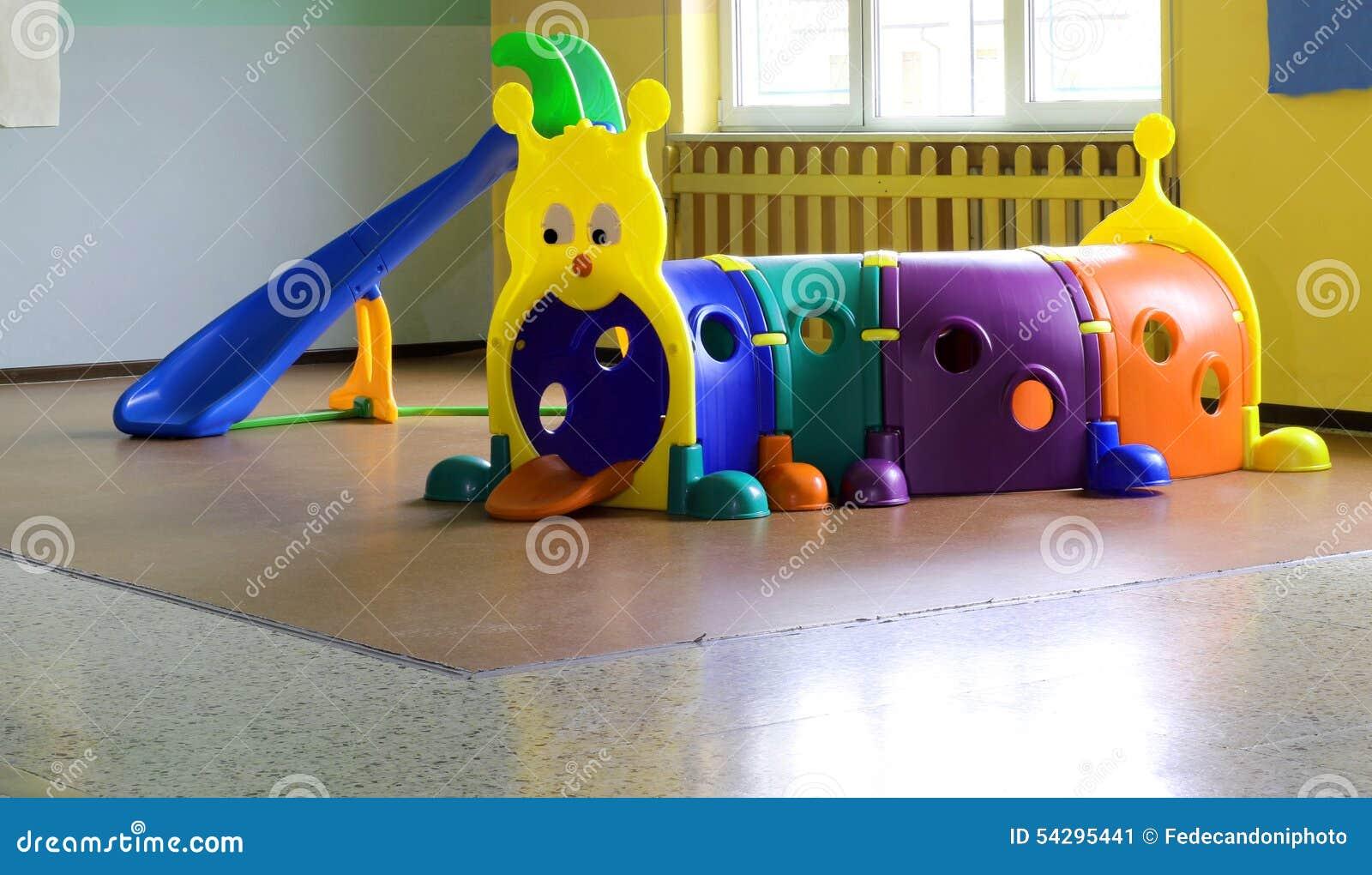 Para El Juego De Niños En Muebles Del Cuarto De Niños Foto de