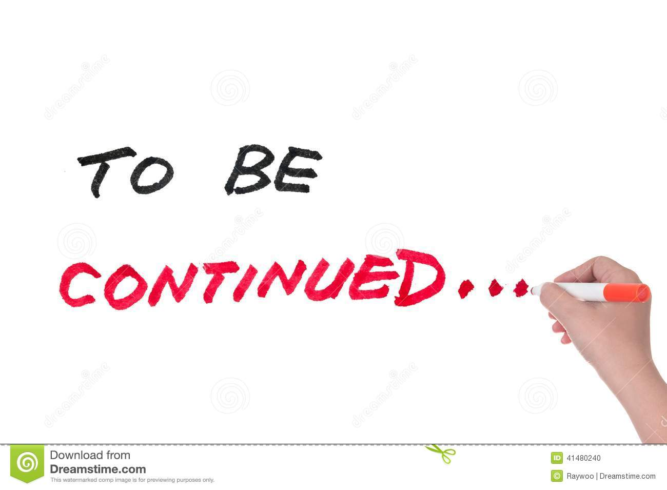 to be continued stock photo image of writing  school end of school clipart art end of school year clipart black and white