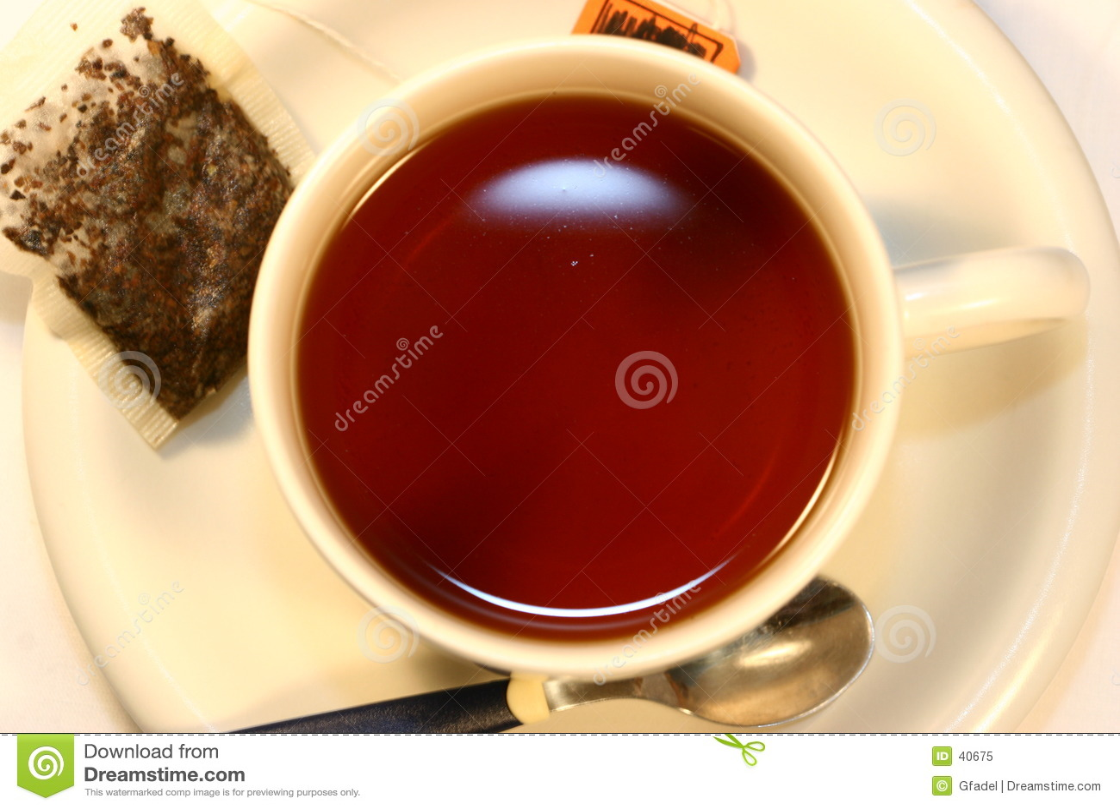 To czas herbaty
