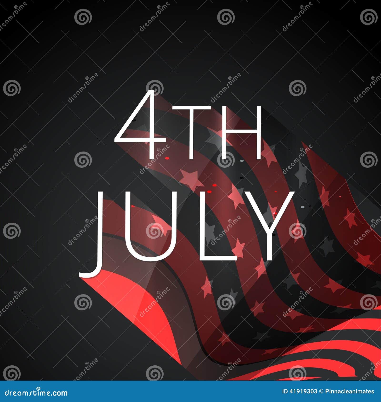 4to del fondo de julio