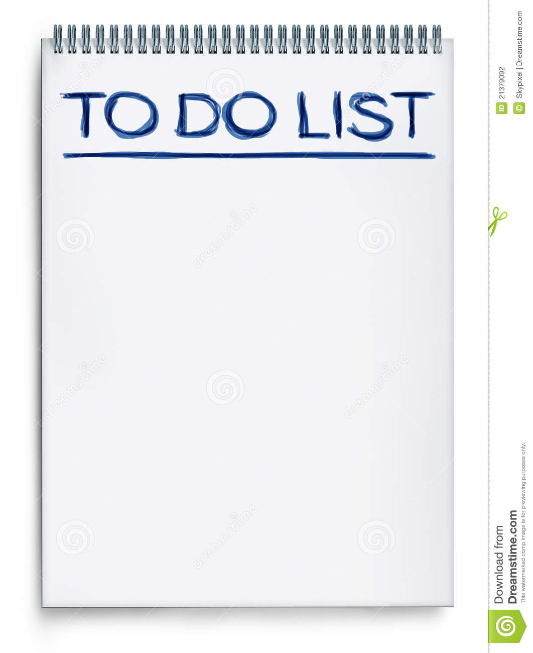 It's just a picture of Astounding To Do List Images
