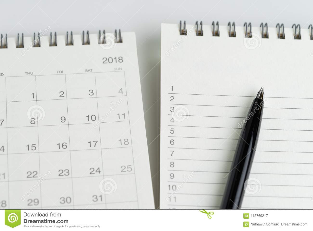 to do list or work task priority list with date concept black p