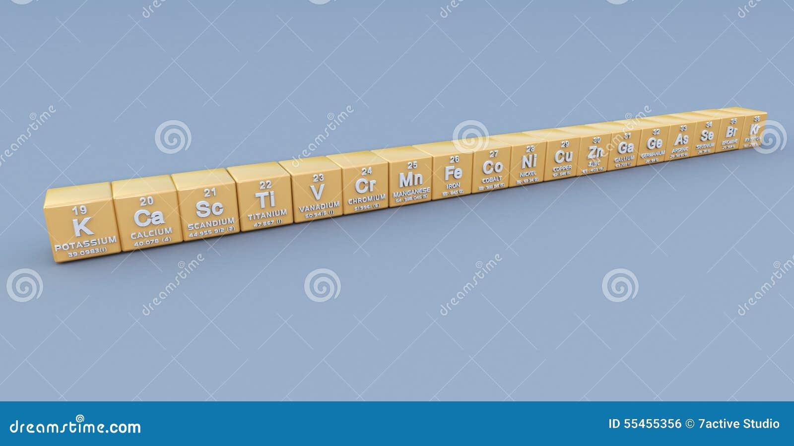 4to perodo de la tabla peridica stock de ilustracin ilustracin download 4to perodo de la tabla peridica stock de ilustracin ilustracin de educacin colores urtaz Choice Image