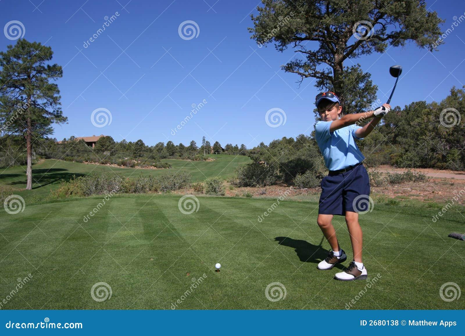 To prawdziwy golfiarz z young