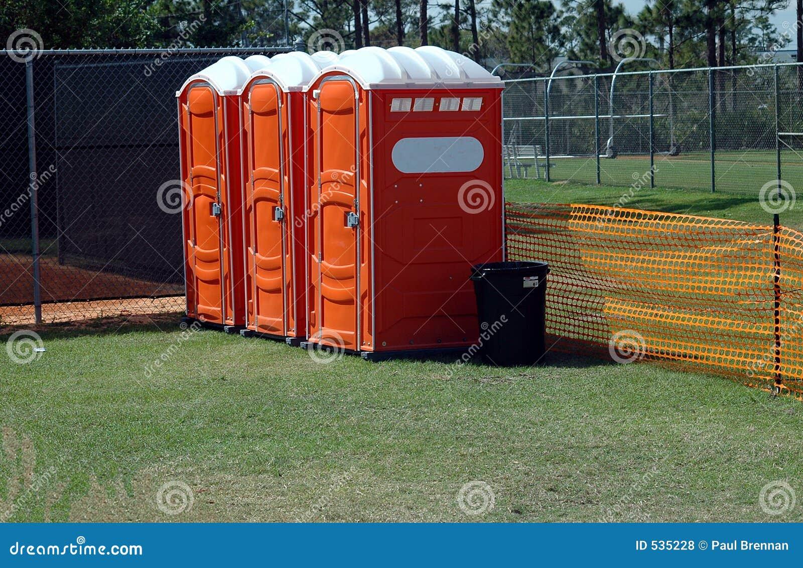 Toaletes portáteis