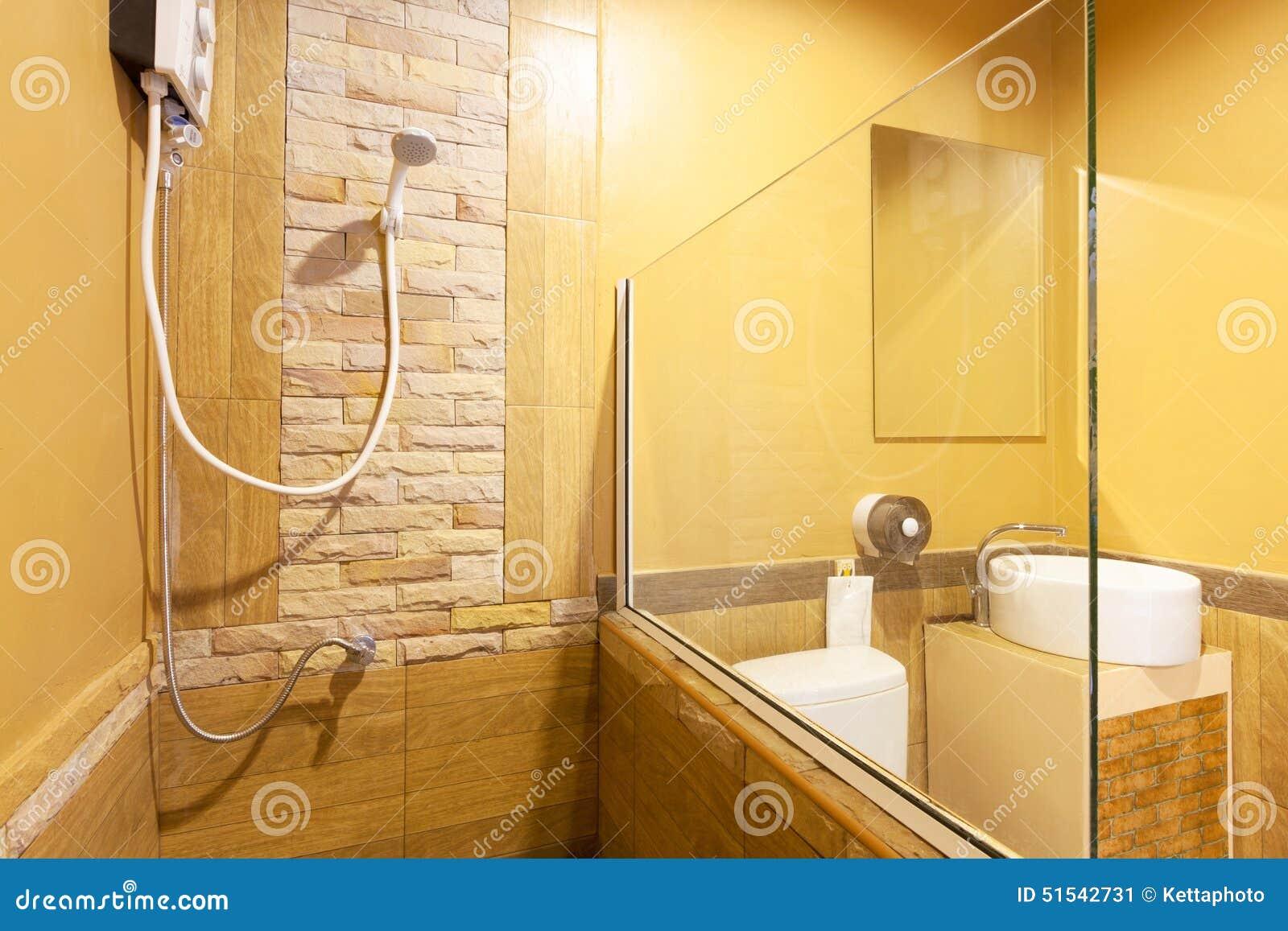 Toalett och badrum arkivfoto   bild: 51542731