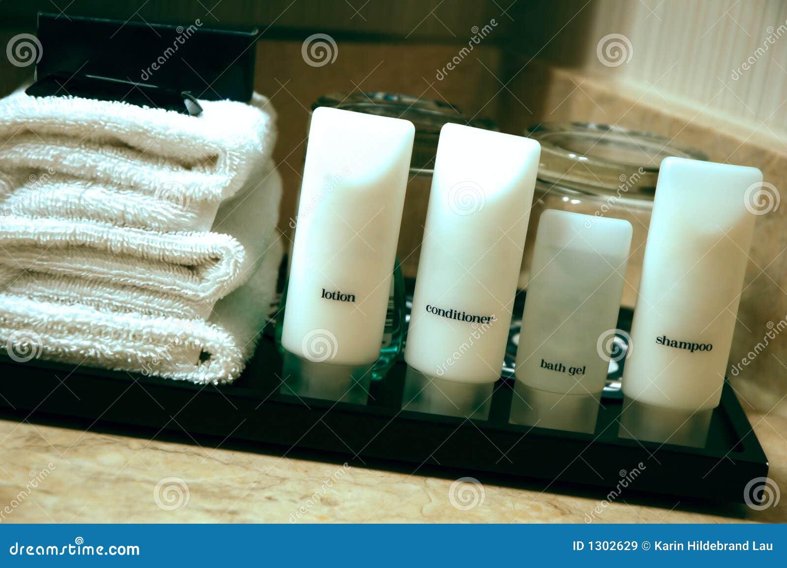 Toalettartiklar