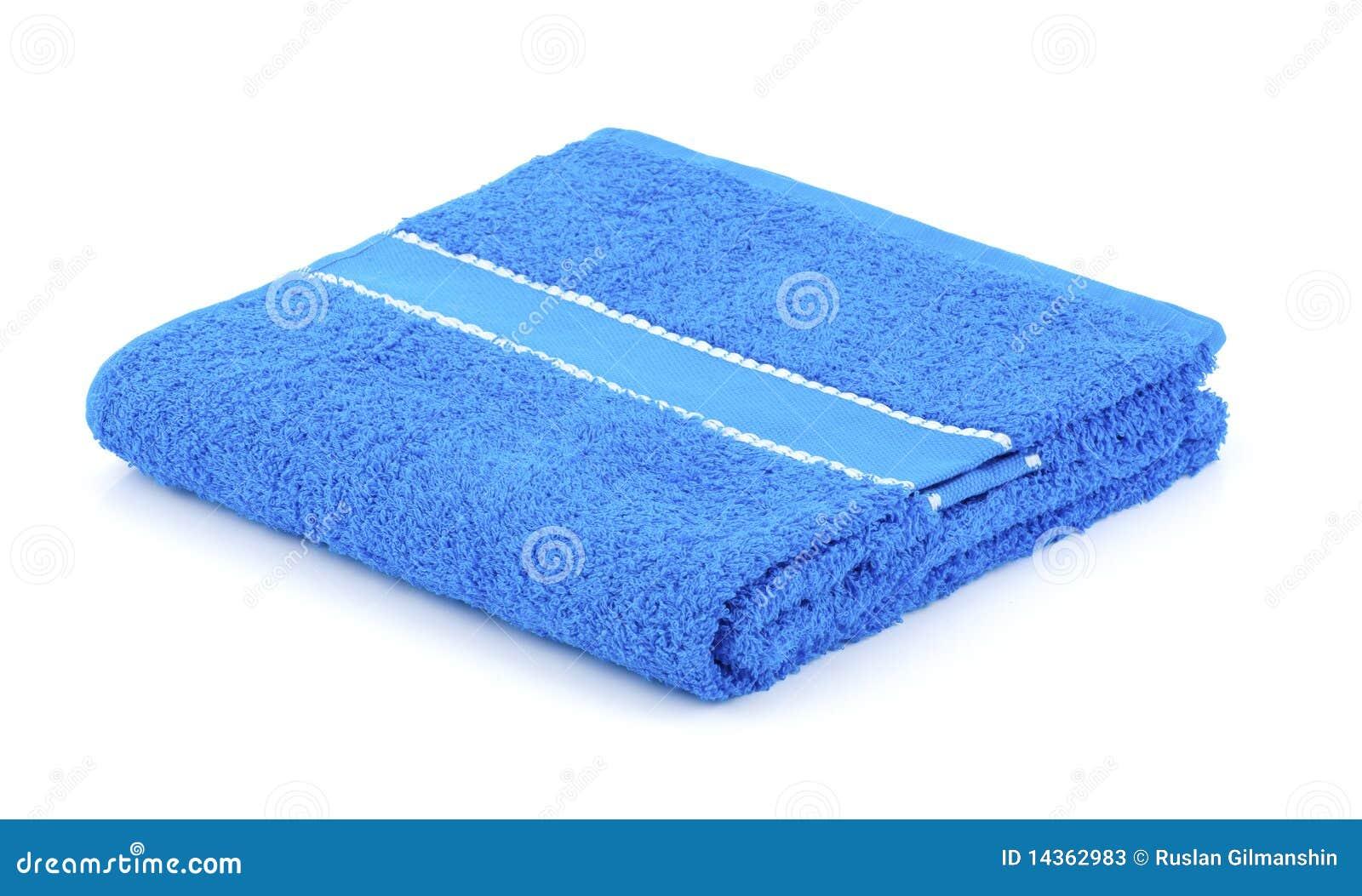 Toalla de ba o imagen de archivo imagen de aislado nadie for Colgador de toalla para bano
