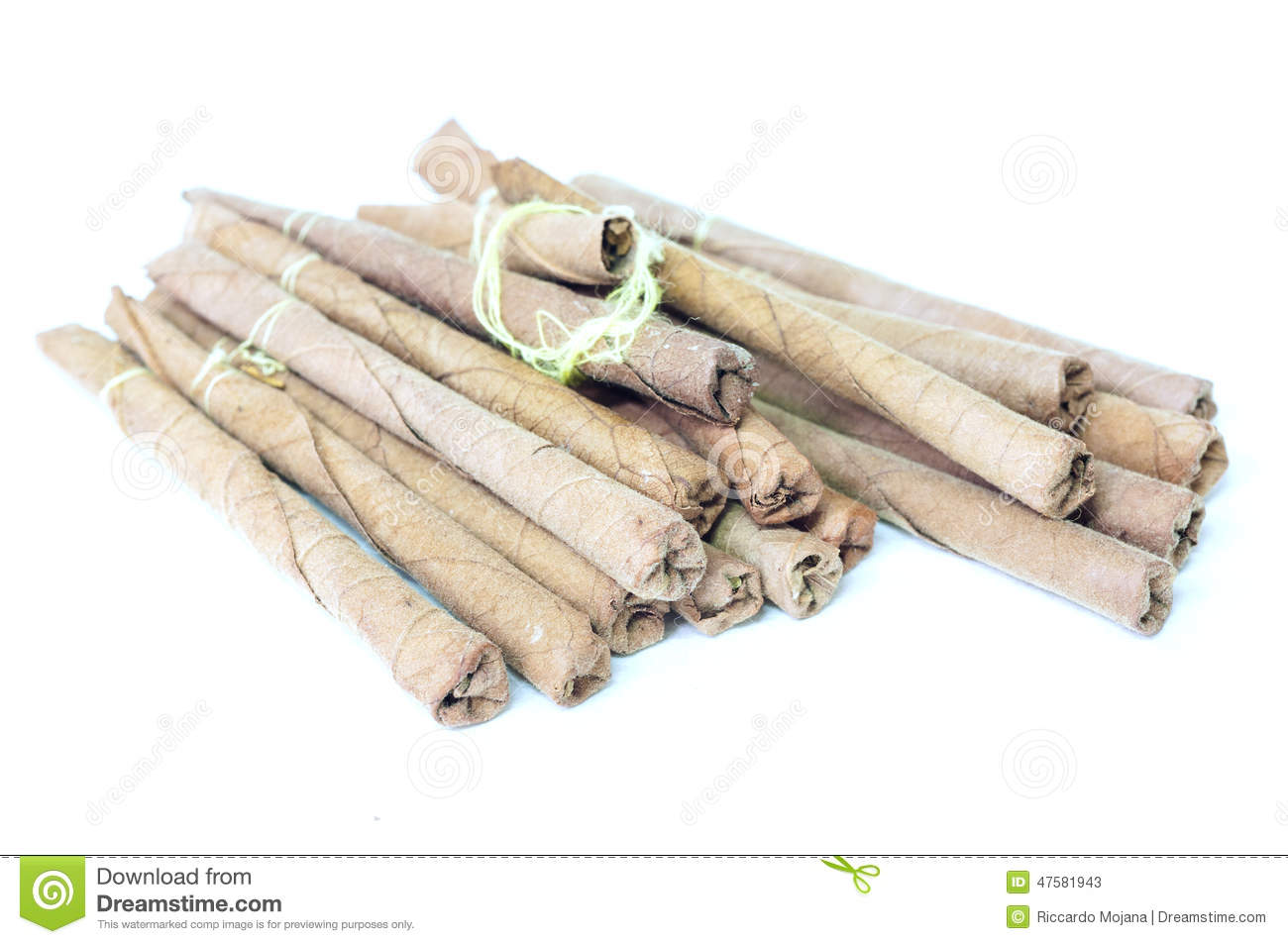 Tobacco cigarettes stock image  Image of objects, leaf - 47581943