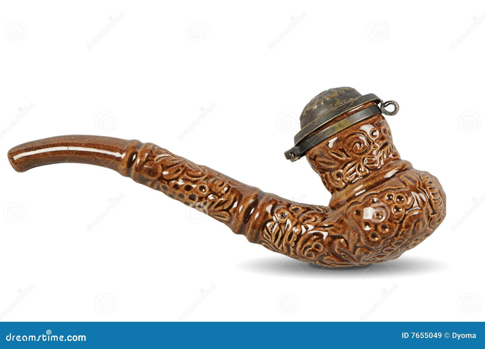 Tobacco-pipe