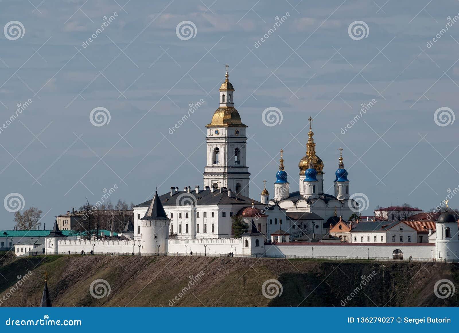 Tobolsk het Kremlin