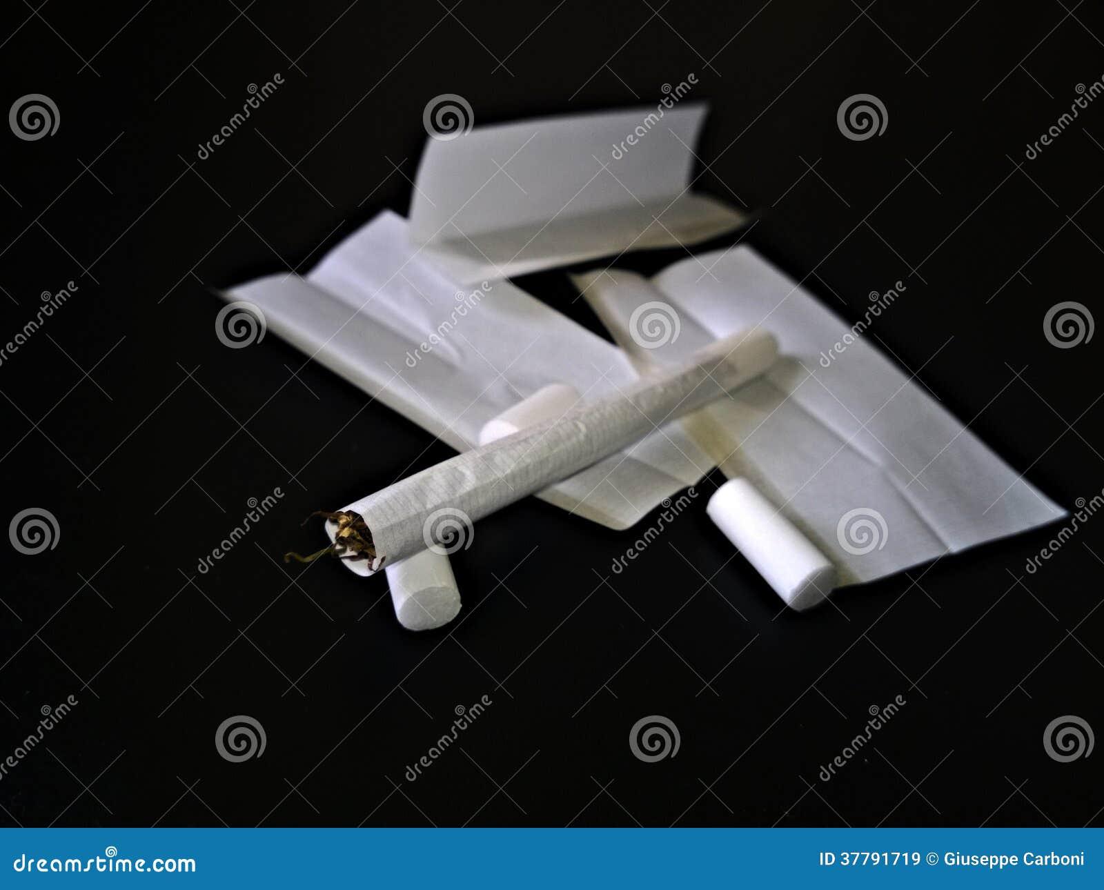 Toczny papieros