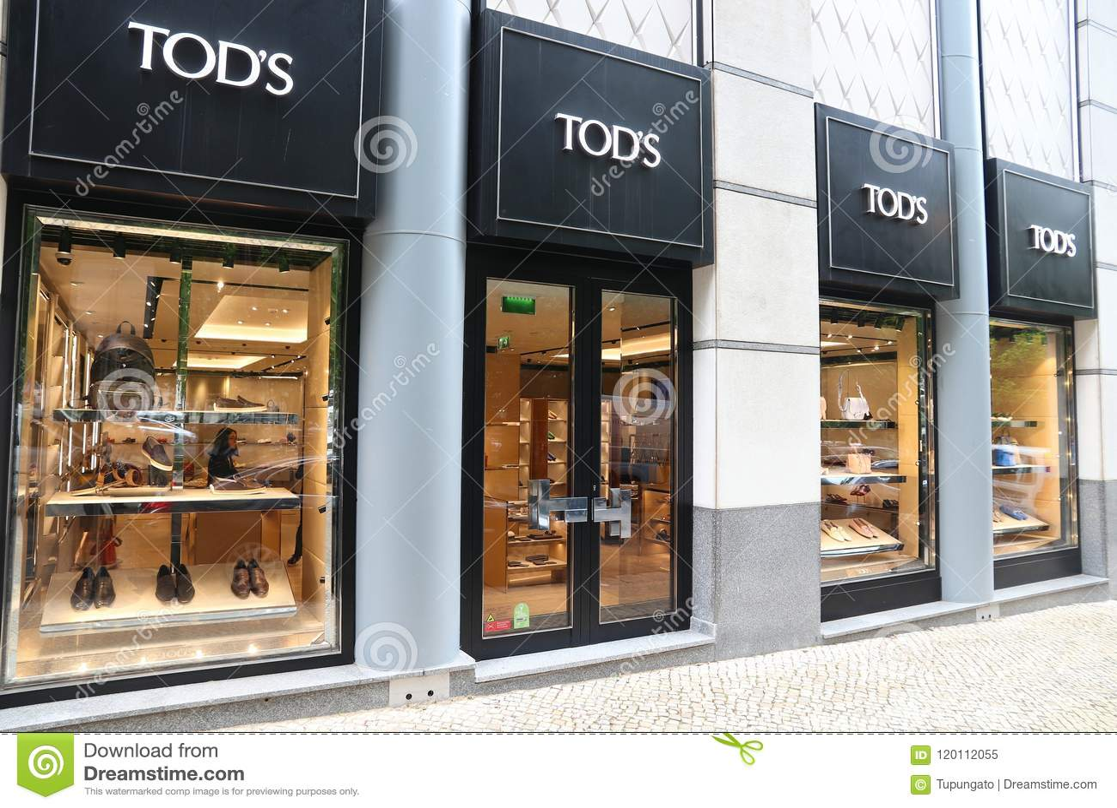 Tod s fashion brand