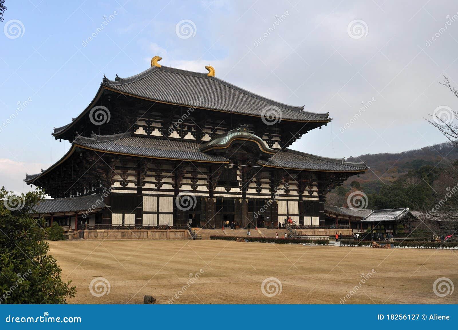 Todaiji, Nara Park Editorial Photography - Image: 18256127