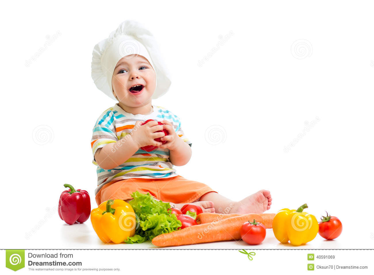 Using Baby Food To Cook