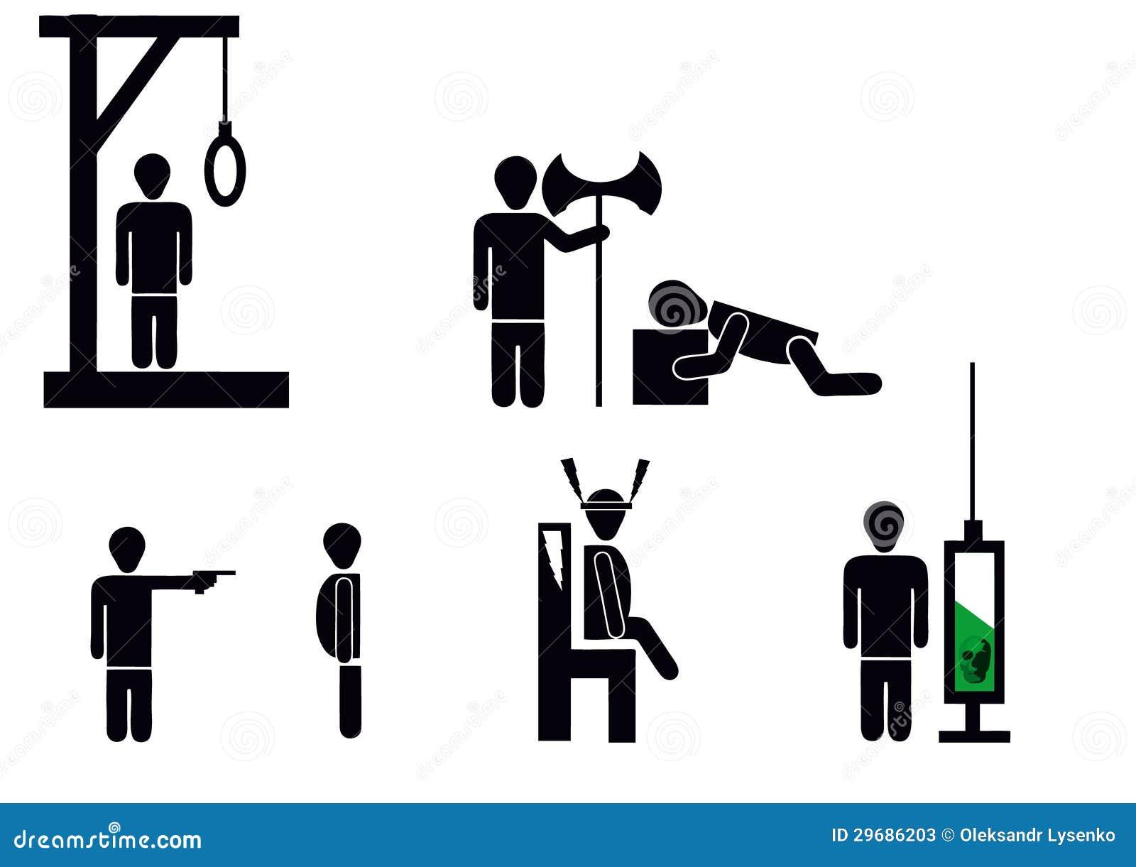 Todesstrafe Methoden