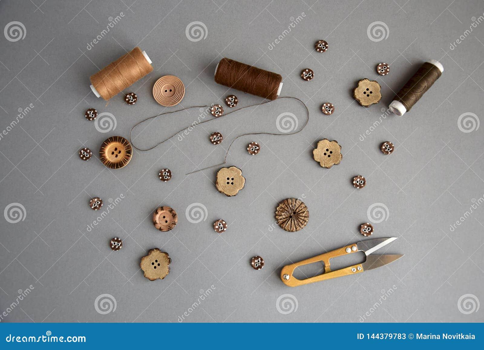 Toebehoren voor het naaien en handwerk