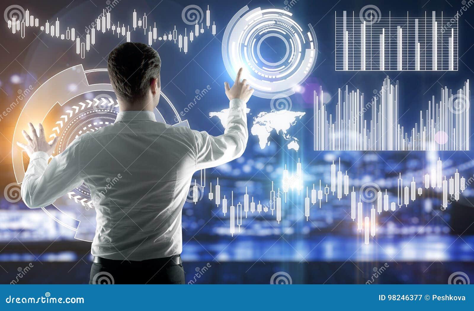 Toekomst en financiënconcept