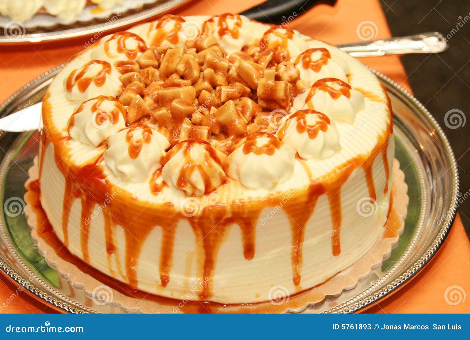 Caramel Syrup For Cake