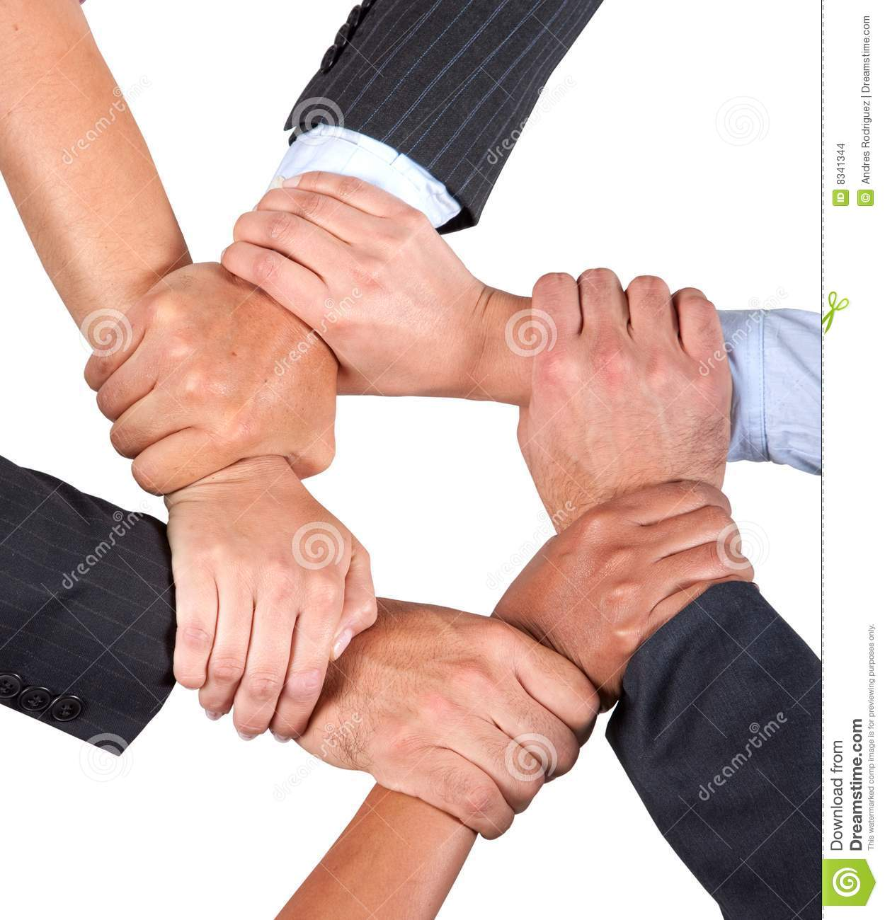Togetherness Business Stock Images Image 8341344