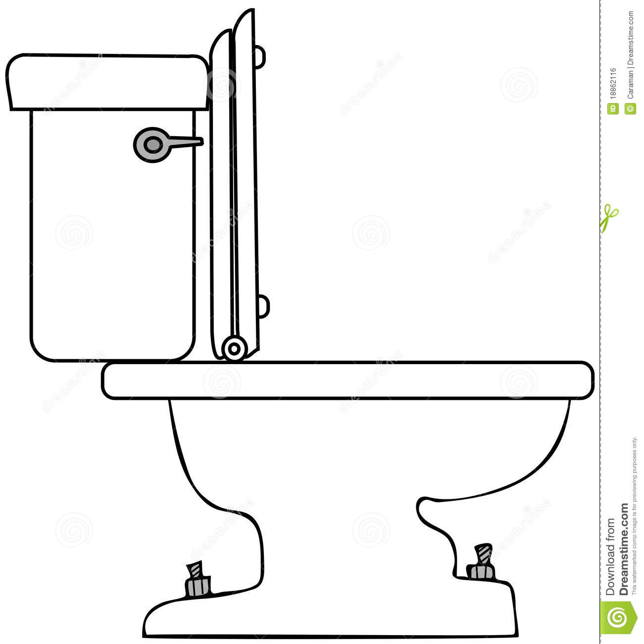 clipart overflowing toilet - photo #49
