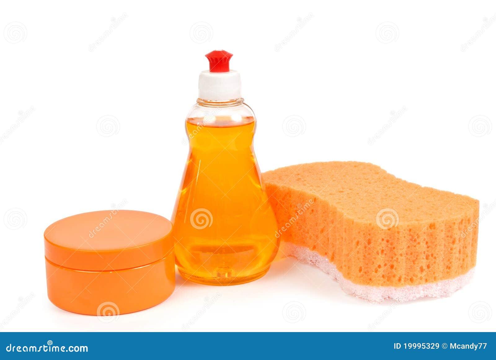toilet accessories of orange color royalty free stock images image 19995329. Black Bedroom Furniture Sets. Home Design Ideas