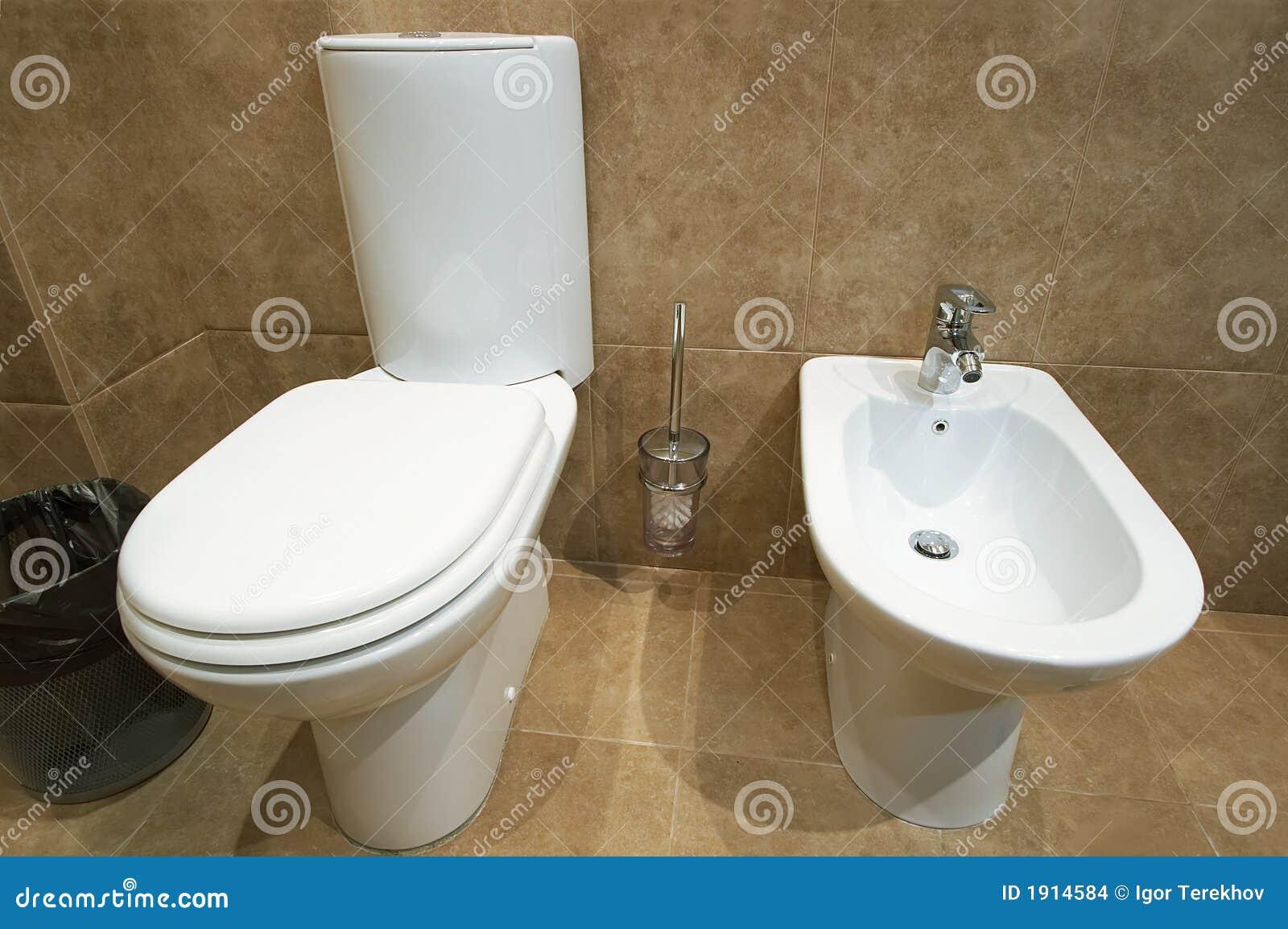 Toilet Bowl Stock Photo Image Of Neat Seat Chrome
