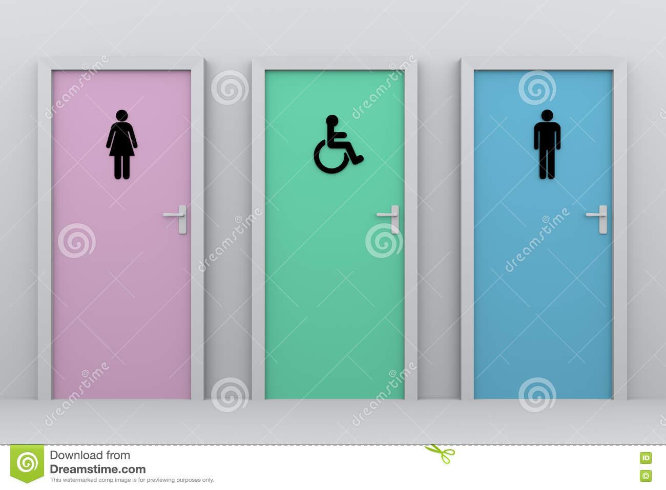 Bathroom For Persons With Disabilities Disabled Toilet