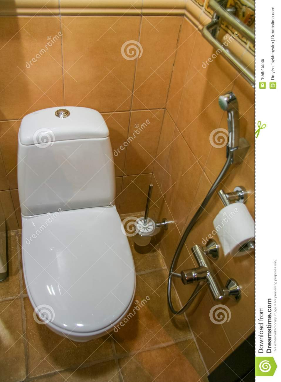 Hygienic shower in the toilet. Installation of hygienic shower in the toilet: instructions 58