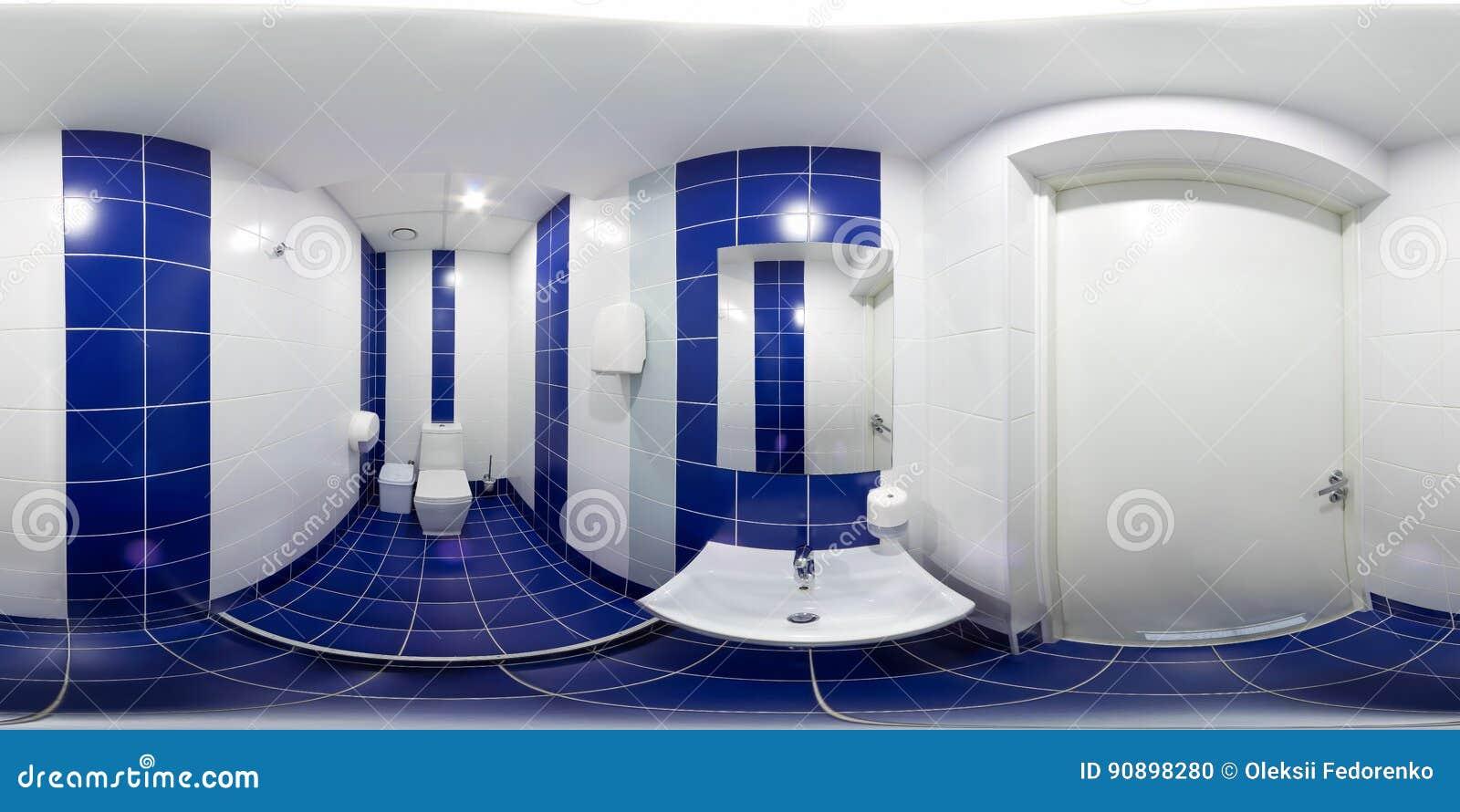 Toilet met toilet en wasbak stock foto afbeelding bestaande uit