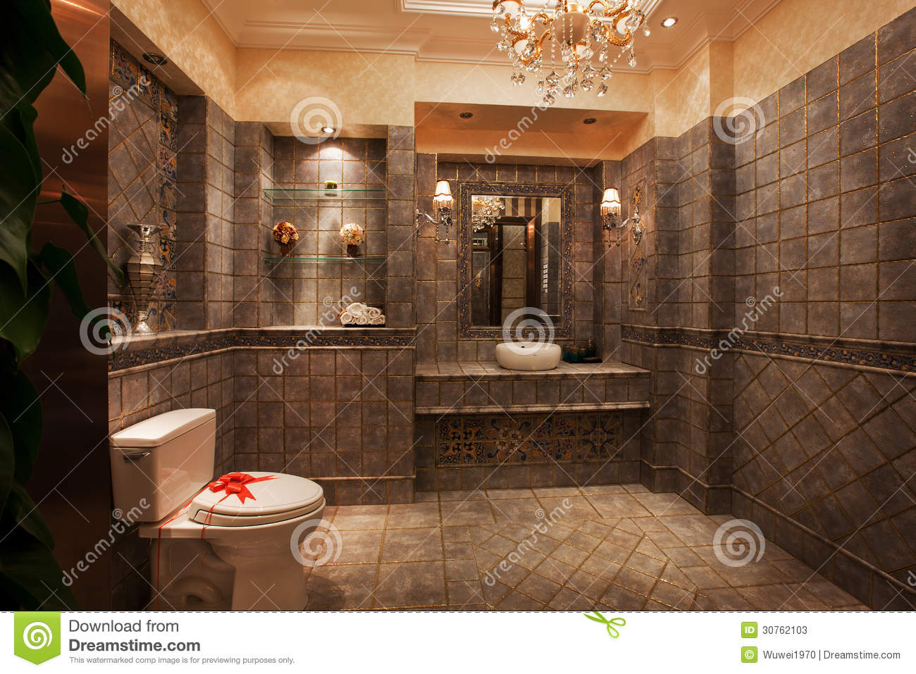 hotel bathroom design the toilet stock image image of nightstool closestool 12411
