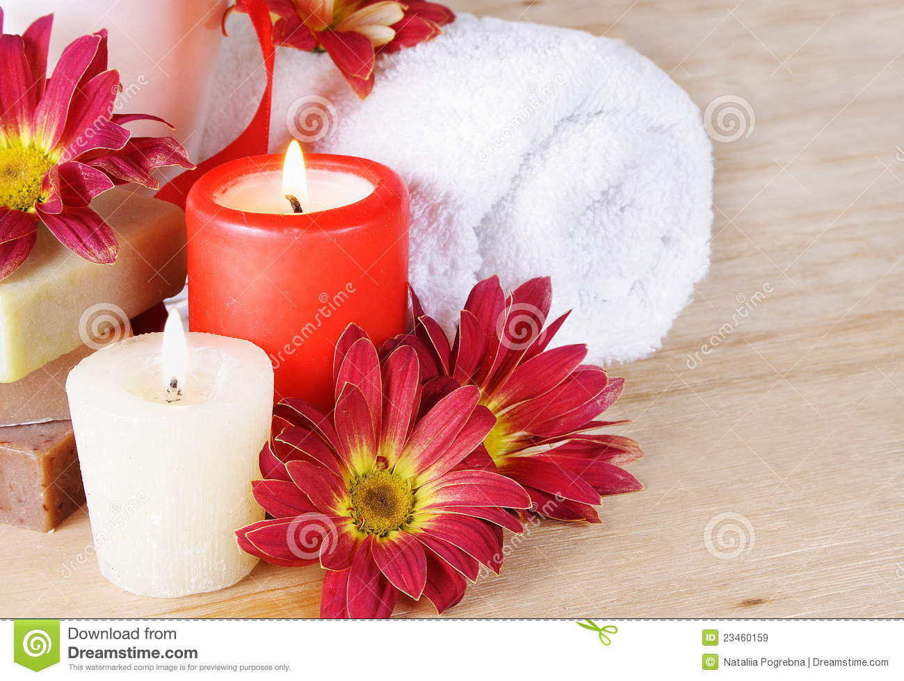 Candles and flow