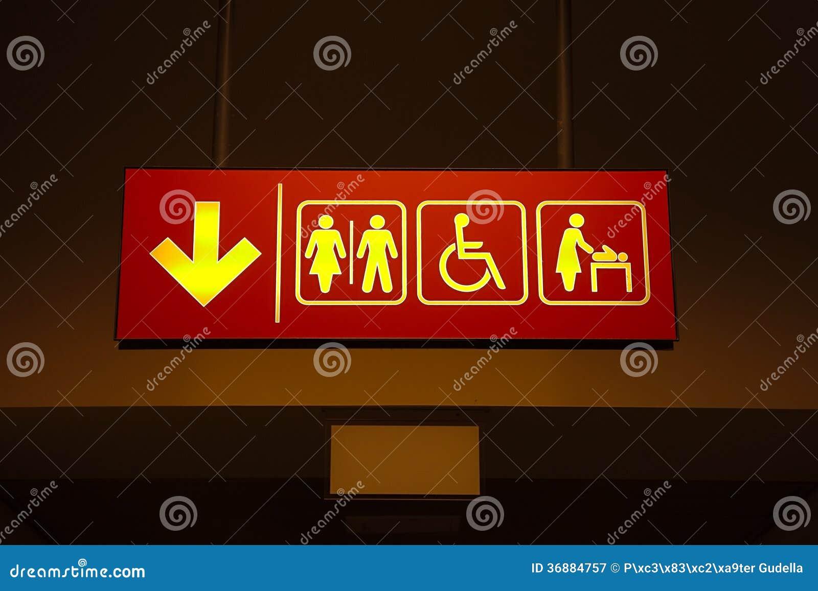 Download Toilette immagine stock. Immagine di background, accesso - 36884757