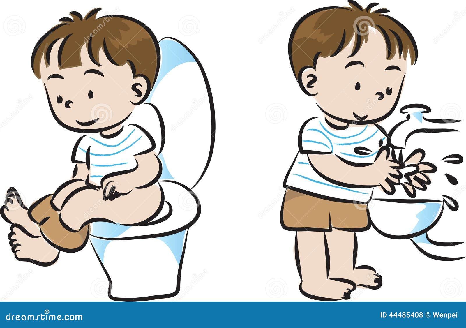 Toilet Seat Hygiene