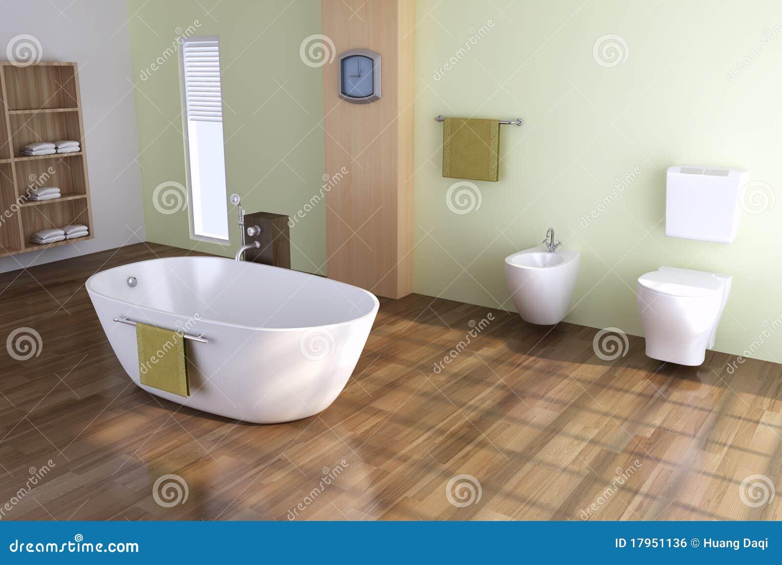 Toilette moderne image libre de droits image 17951136 - Photo de toilette moderne ...