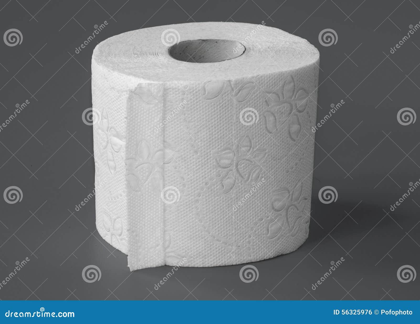 Toilette Papierrolle