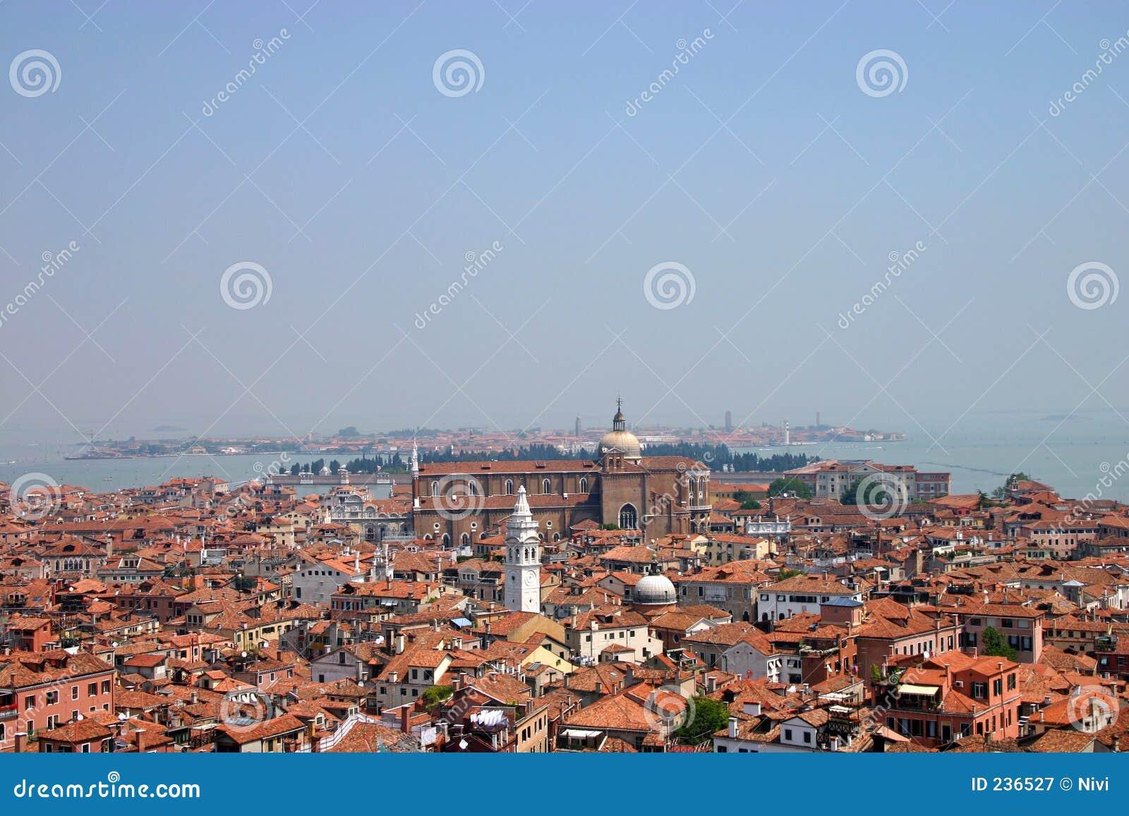Toits de Venise