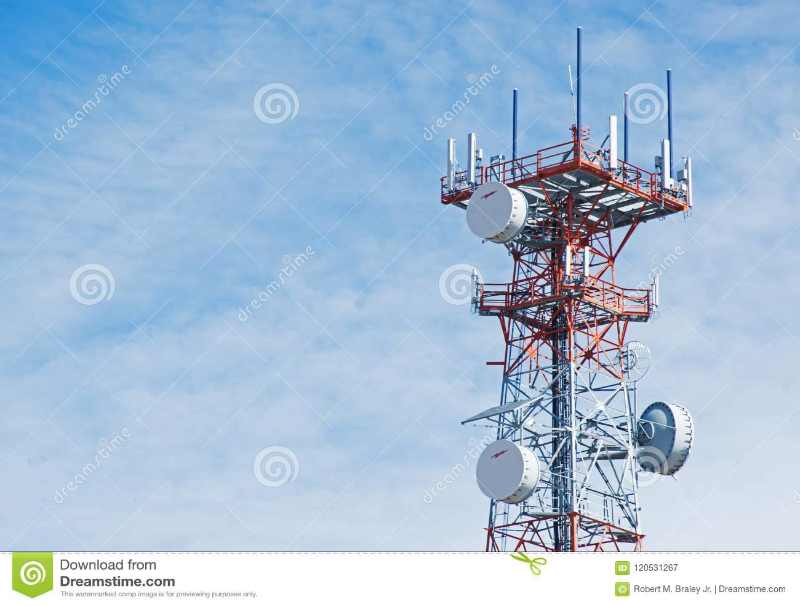 Tok Alaska Cell Tower