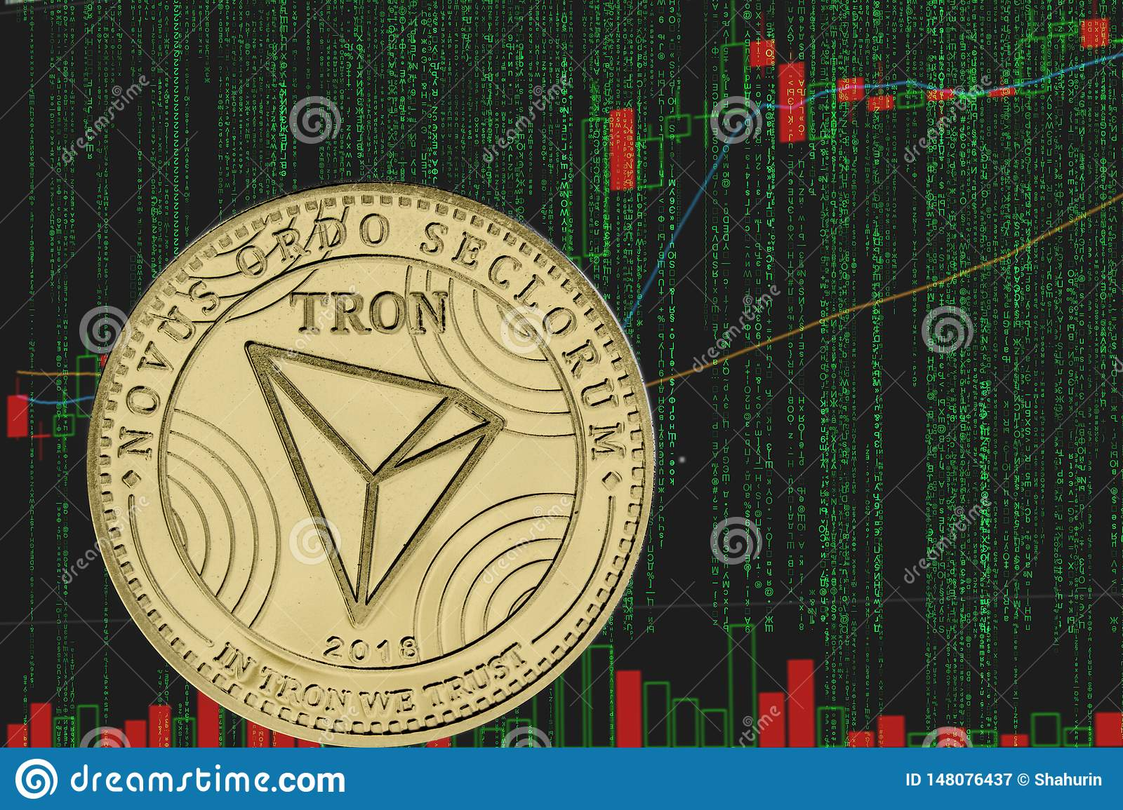 how much does it cost for trx cryptocurrency