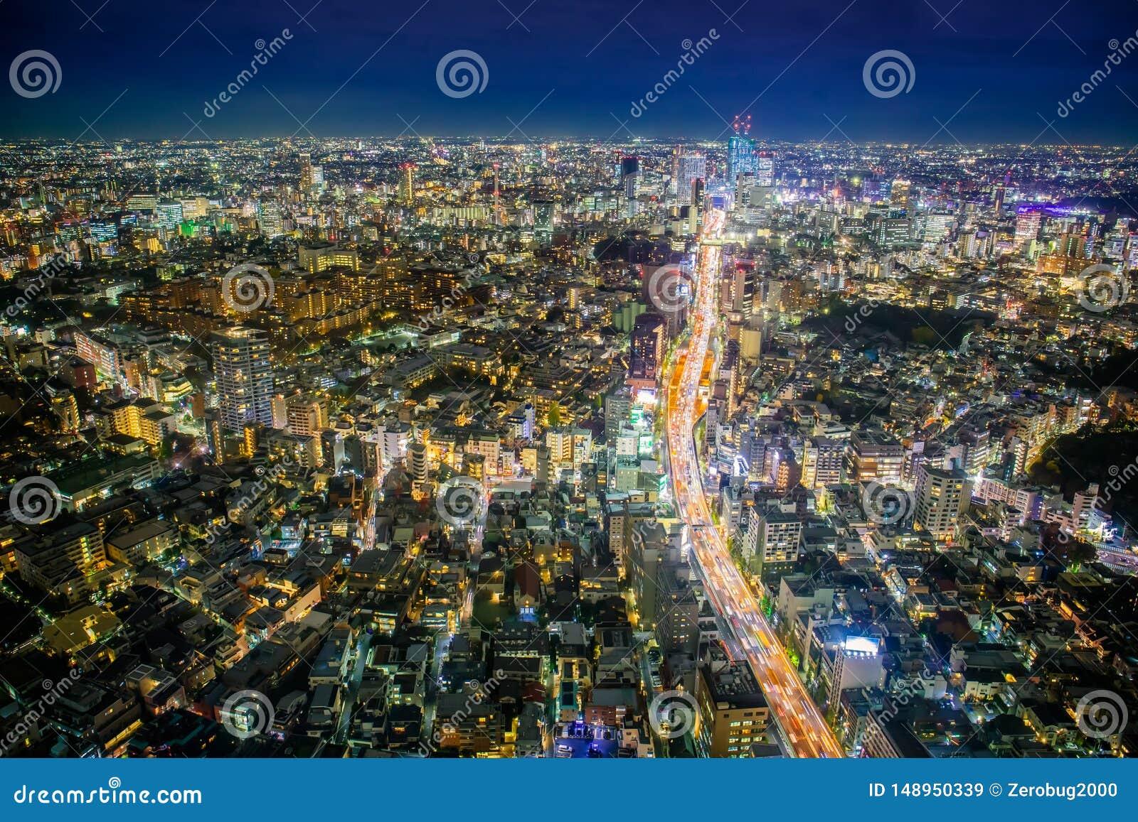 Tokio pejza? miejski