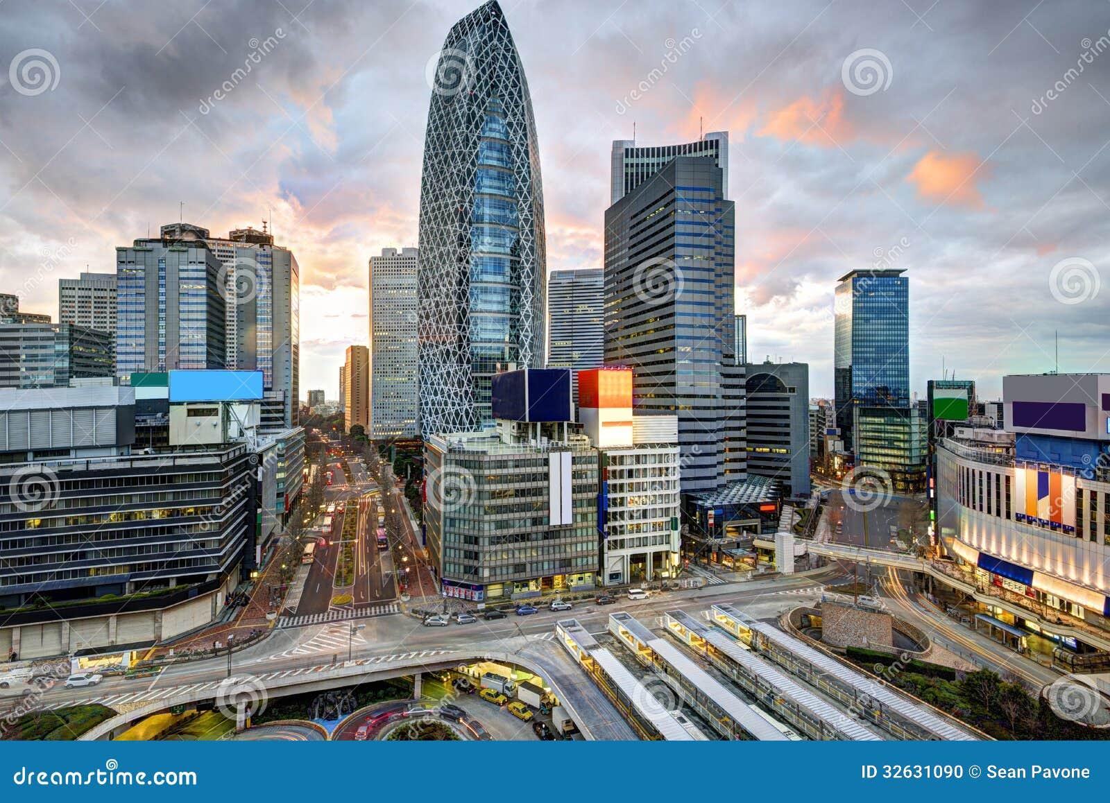 Tokyo bei Shinjuku