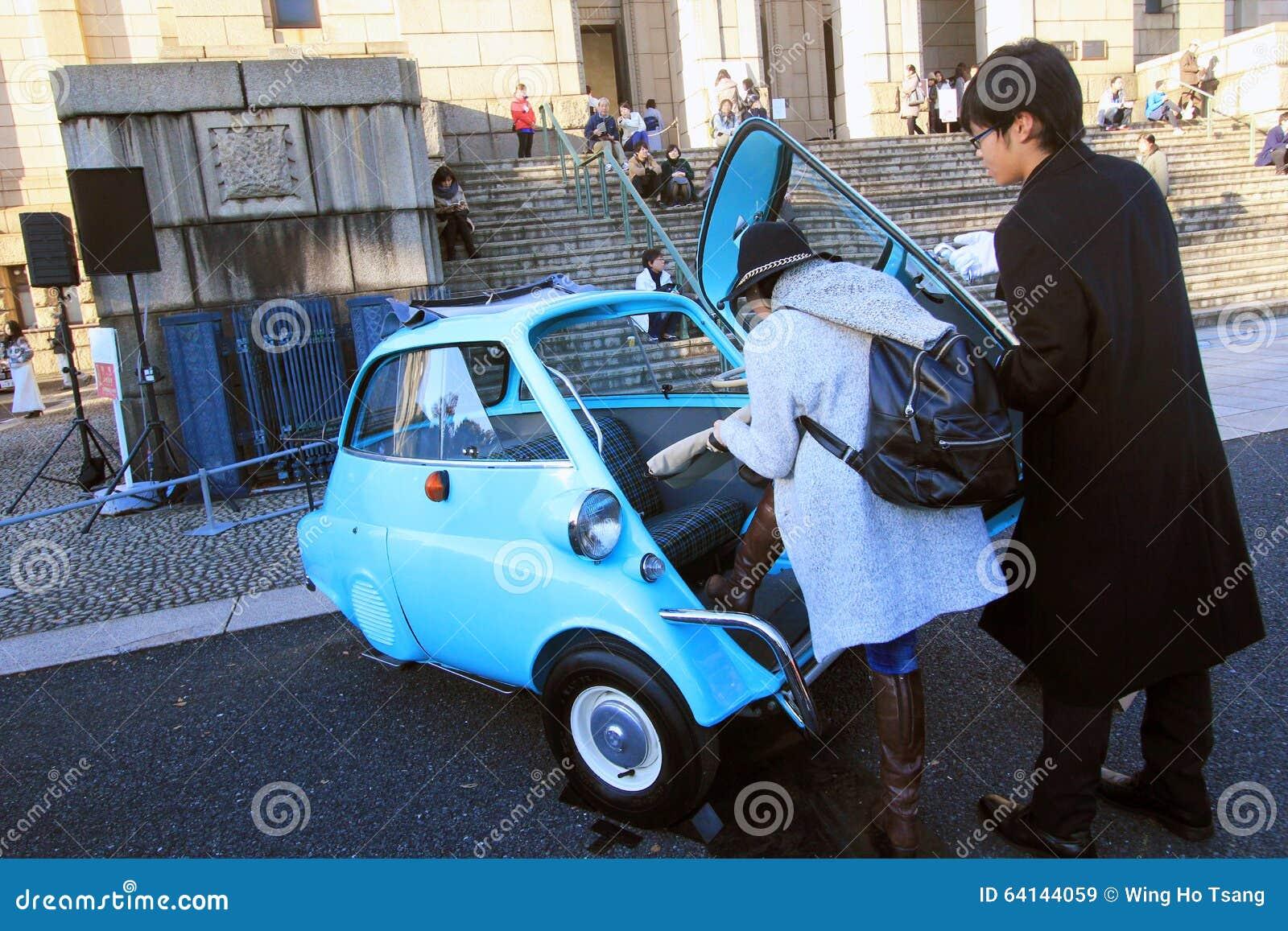 Tokyo Classic Car Festival In Japan Editorial Stock Image Image