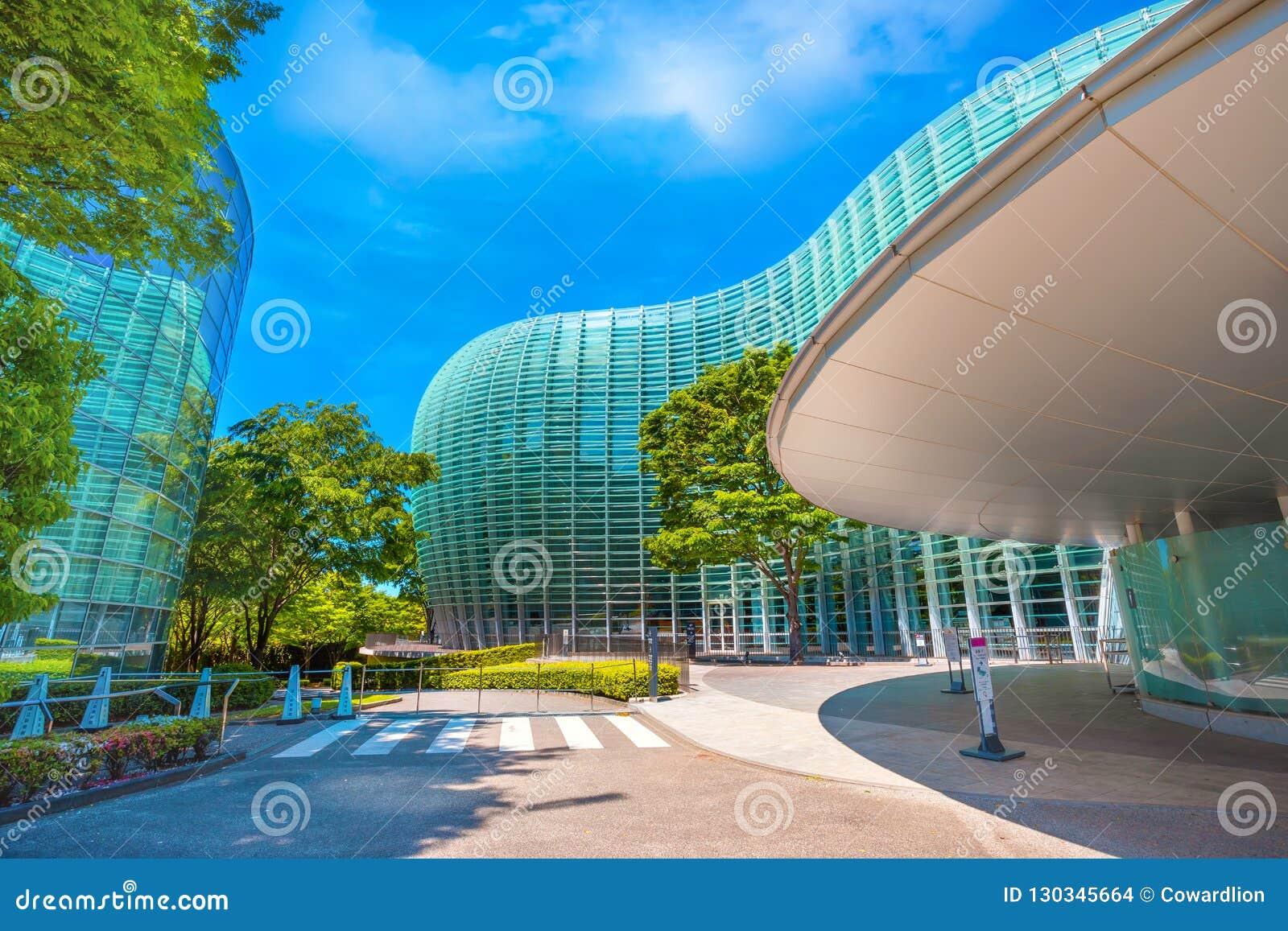 The National Art Center in Roppongi, Tokyo, Japan