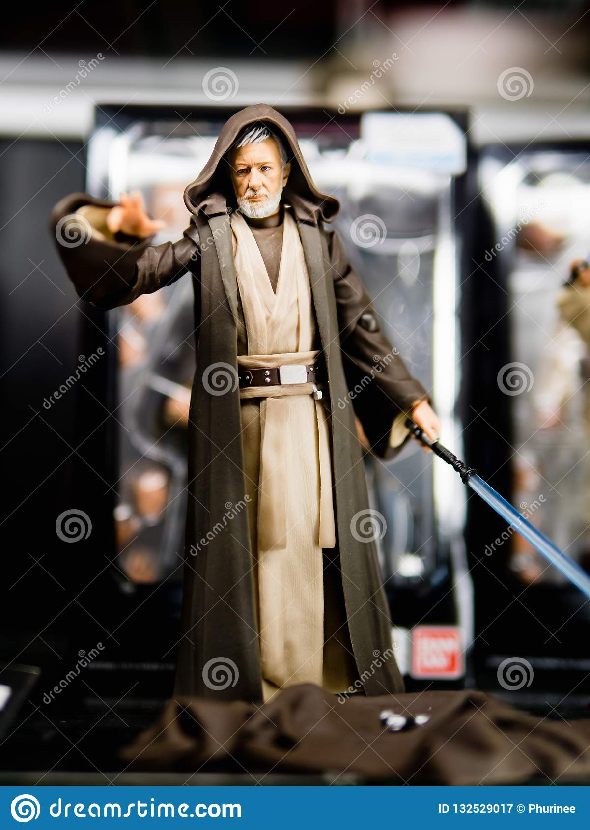 S.H.Figuarts Star Wars Ben Kenobi NEW From Japan A New Hope Bandai